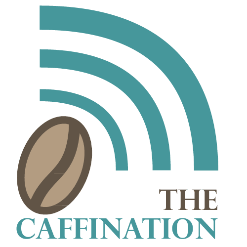The CaffiNation logo