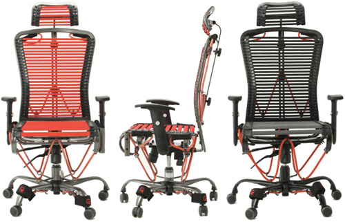 gymygym workout office chair - the caffination